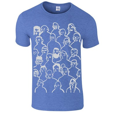 The Maccabees Colour It In 10th Anniversary T-shirt