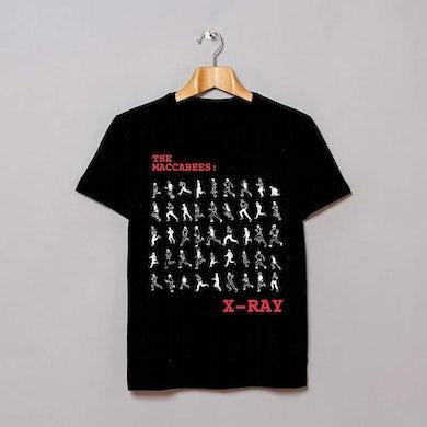 The Maccabees 10th Anniversary Xray T-shirt