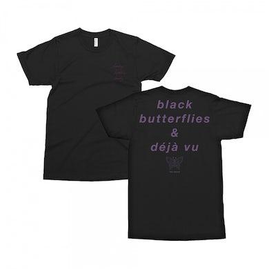 The Maine Black Butterflies T-Shirt