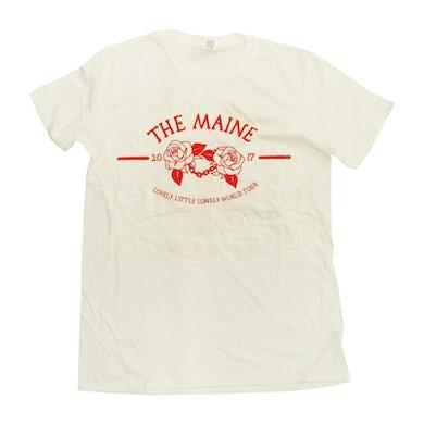 The Maine 2017 World Tour T-Shirt