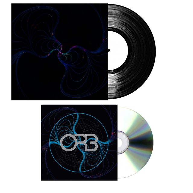 The Orb No Sounds Are Out Of Bounds Double LP (Vinyl)