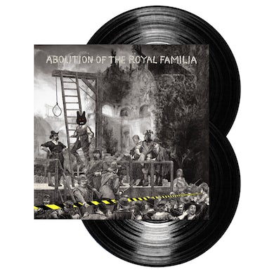 Abolition of The Royal Familia Double Heavyweight  Double Heavyweight LP (Vinyl)