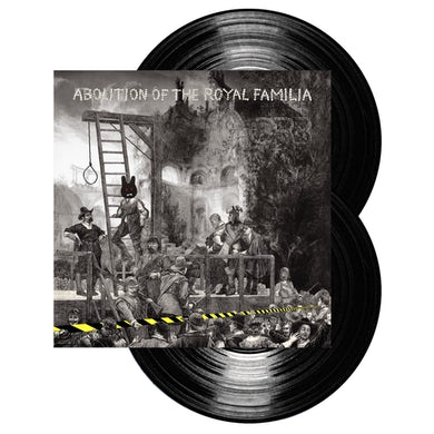 The Orb Abolition of The Royal Familia Double Heavyweight  Double Heavyweight LP (Vinyl)