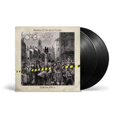 The Orb Abolition Of The Royal Familia - Guillotine Mixes Double Vinyl