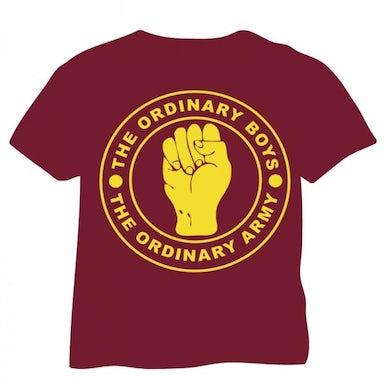 The Ordinary Boys Exclusive 2015 Soul Club T-Shirt