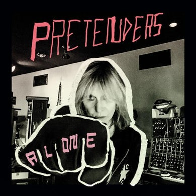 The Pretenders Alone CD