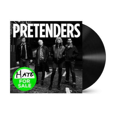 The Pretenders Hate For Sale Heavyweight LP (Vinyl)