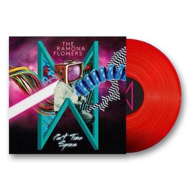 The Ramona Flowers Part Time Spies Vinyl LP (Cherry Red Vinyl) LP