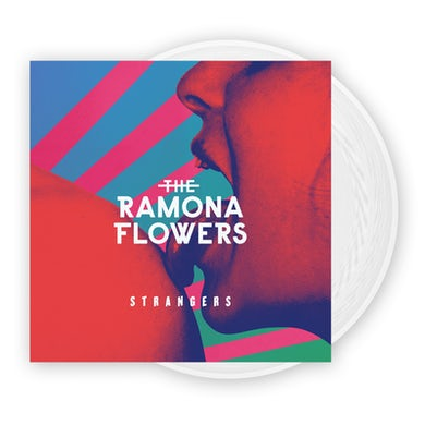 The Ramona Flowers Strangers 12-Inch White Vinyl LP (w/ Download Card) (Signed) LP