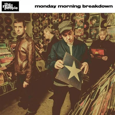 The Real People Monday Morning Breakdown CD