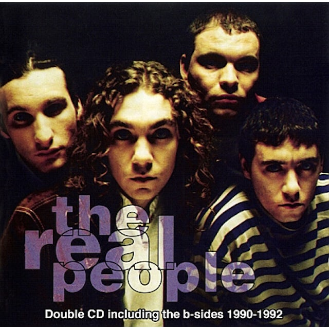 The Real People/B-Sides 90-92 CD