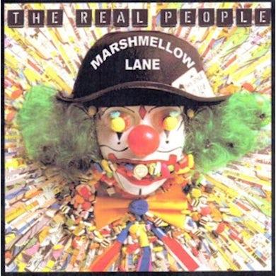 The Real People Marshmellow Lane CD