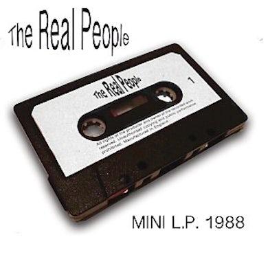 The Real People Mini LP CD (Vinyl)
