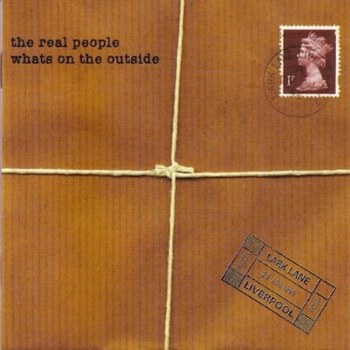 The Real People Whats On The Outside CD