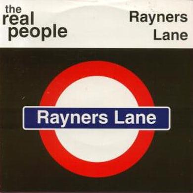 The Real People Rayners Lane CD Single