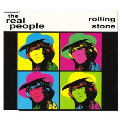 The Real People Rolling Stone CD Single