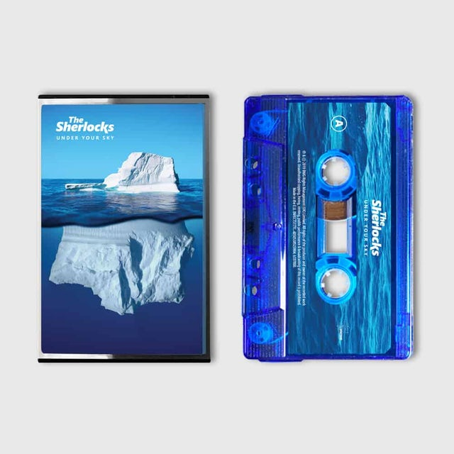 The Sherlocks Under Your Sky (Exclusive) Cassette