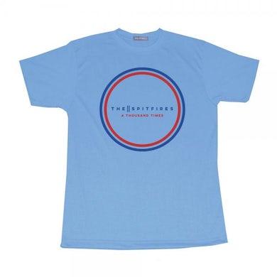 The Spitfires A Thousand Times Blue T-Shirt