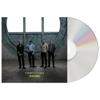 The Spitfires Year Zero CD
