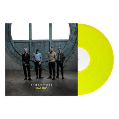 The Spitfires Year Zero Yellow LP LP (Vinyl)