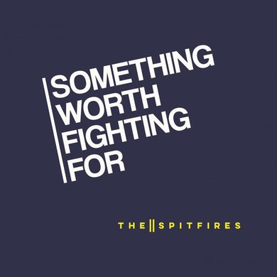 The Spitfires Something Worth Fighting For 7 Inch