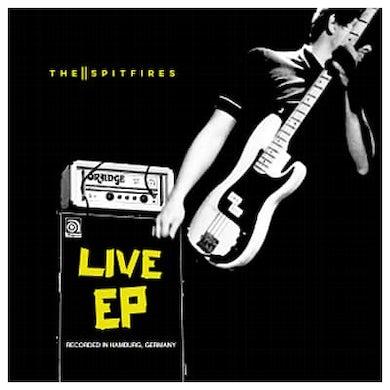 The Spitfires Live EP 7 Inch (Vinyl)