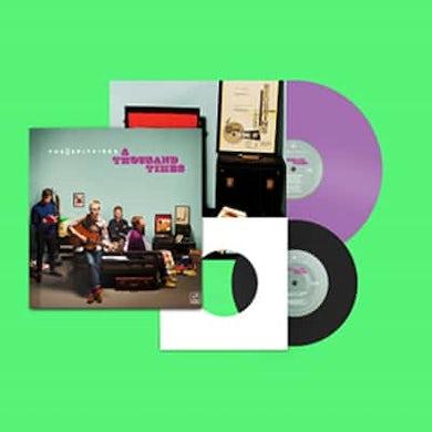 The Spitfires A Thousand Times Lilac LP (Vinyl)