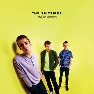 The Spitfires Enough Is Enough 12 Inch