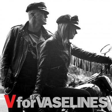 V for The Vaselines Red LP (Vinyl)