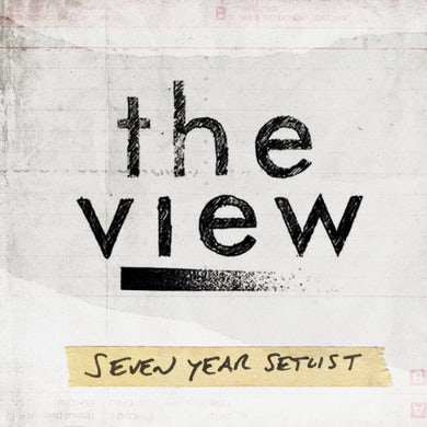 The View Seven Year Setlist CD