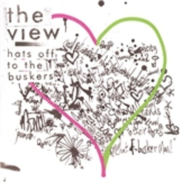 The View Hats Off To The Buskers CD