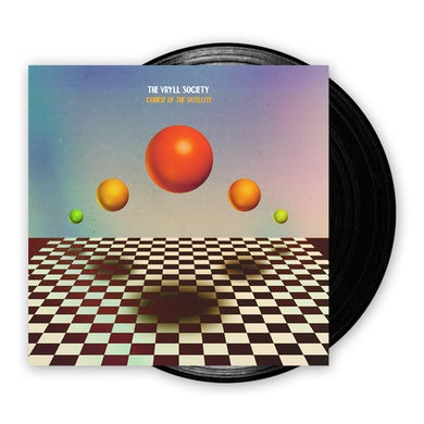 The Vryll Society Course Of The Satellite LP (Vinyl)