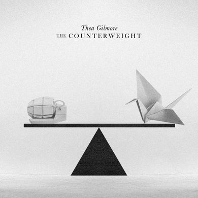Thea Gilmore The Counterweight Double Heavyweight LP (Vinyl)