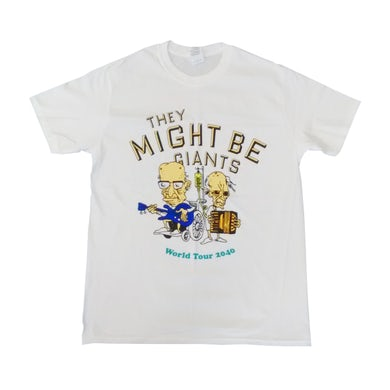 They Might Be Giants 2040 Tour T-Shirt