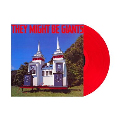 They Might Be Giants Lincoln Red LP (Vinyl)