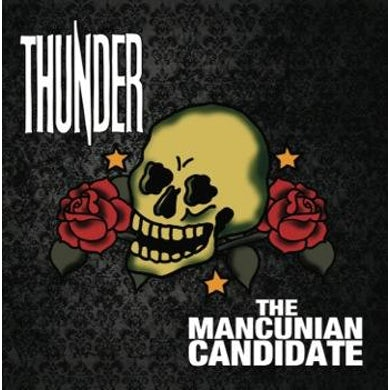 Thunder The Mancunian Candidate - Xmas 2012 CD