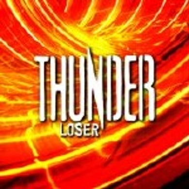 Thunder Loser CD