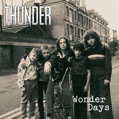 Thunder Wonder Days CD