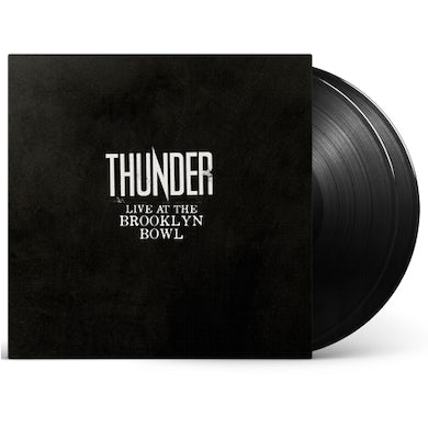 Thunder Live At The Brooklyn Bowl Double Heavyweight LP (Vinyl)