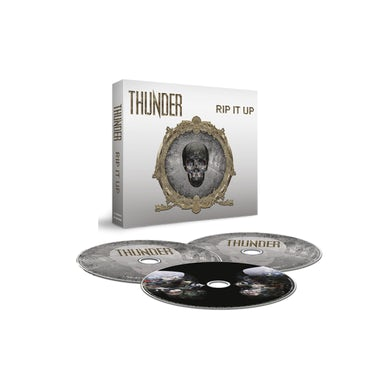 Thunder Rip It Up Deluxe Deluxe CD