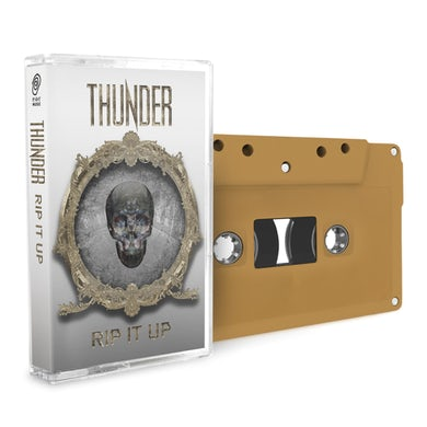Thunder Rip It Up Gold Cassette
