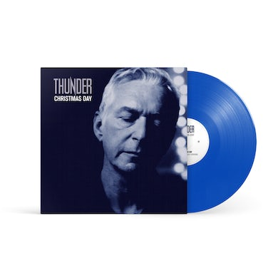 Thunder Christmas Day (Ltd Edition, Blue) 10 Inch (Vinyl)