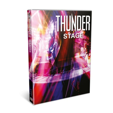 Thunder Stage DVD