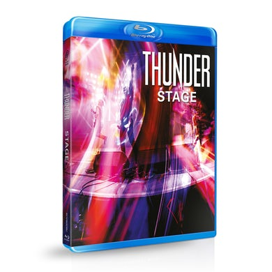 Thunder Stage Blu-ray
