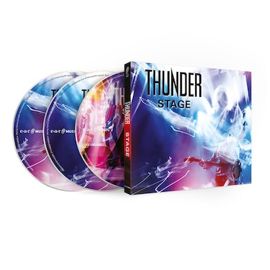 Thunder Stage 2CD + Blu-ray CD Collector's Pack