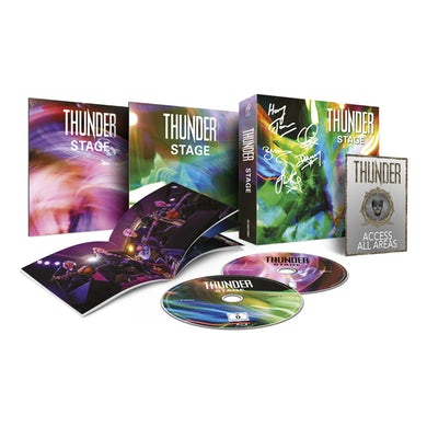 Thunder Stage Super Video Boxset Boxset