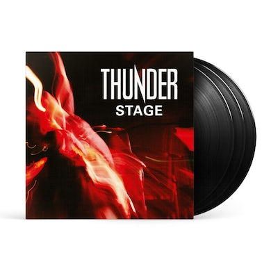 Thunder Stage Triple Heavyweight LP (Vinyl)