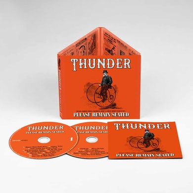 Thunder Please Remain Seated Deluxe Deluxe CD