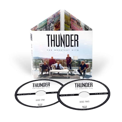 Thunder The Greatest Hits 2CD CD
