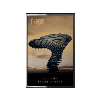 Thunder All The Right Noises Cassette (Ltd Edition, Exclusive) Cassette
